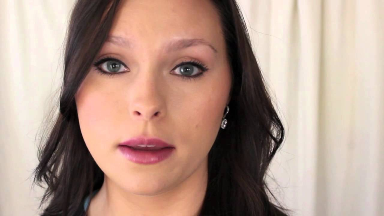 How To Tint Your Eyebrows At Home My First Time Youtube