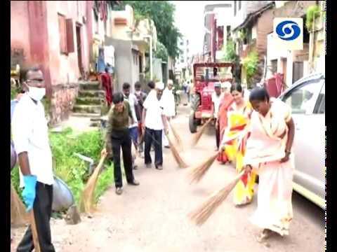 Vartapatra Swacheta Aabhiyan - 26 October 2017 - वार्तापत्र स्वच्छता अभियान