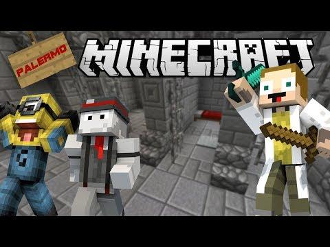 [GEJMR] Minecraft - Zabijáci v Palermo Town! ?️? s Kelem a…