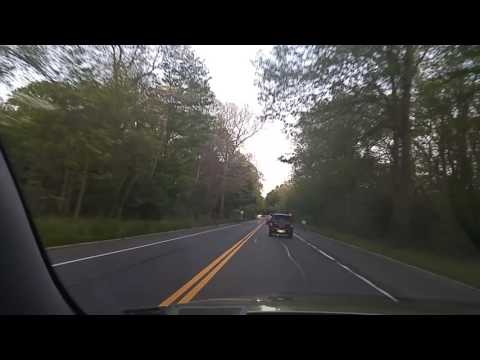 Driving from Glen Cove to Jericho,New York
