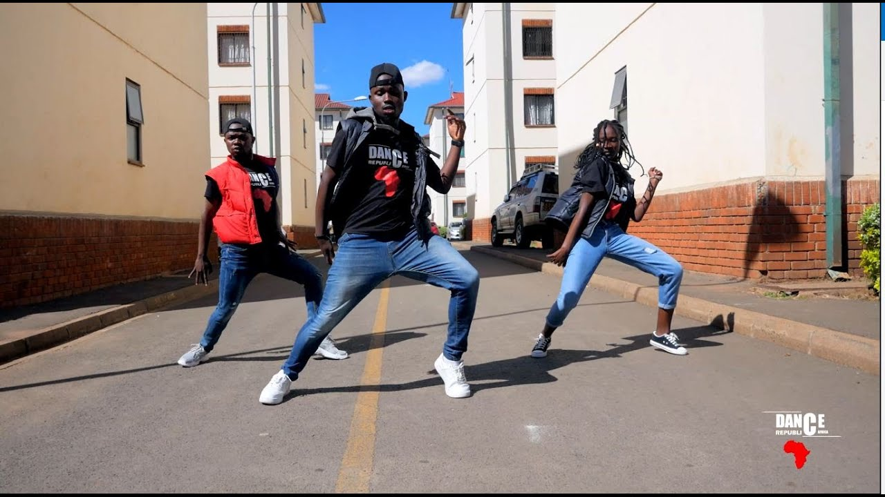 Afro Dance 2019 - Dance Republic Africa | Roy Demore Choreography