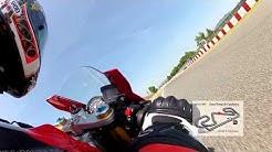 Onboard Lap am Circuit de Catalunya ! Alex 66 lässt es fliegen für Sport 1 ! Moto GP 2012 !