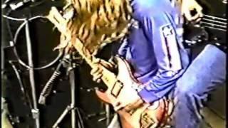 Nirvana -  Sifting (Live 2 camaras)