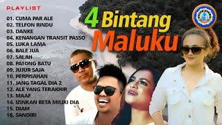 4 Bintang Maluku || Doddie, Mitha, Yochen, Nada || Lagu Ambon Terbaik | Full Album