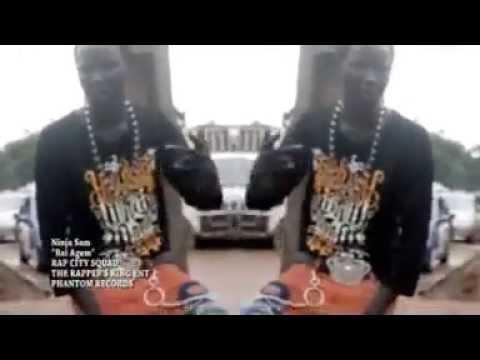 Ninja Sam - Bai Aghem (South Sudan HipHop Rapper) Bor Town