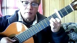 Đón Xuân Này Nhớ Xuân Xưa (Châu Kỳ) - Guitar Cover