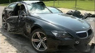 BMW Crash Compilation #2