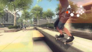 Shaun White Skateboarding - Controls Feature (Wii)