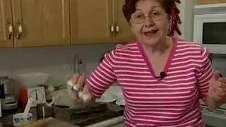 Jana Branova - Macedonian cuisine - Sonchoglet Pogacha - Сончоглет Погача