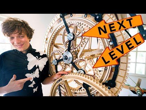 NEXT LEVEL PRECISION  Marble Machine X #48