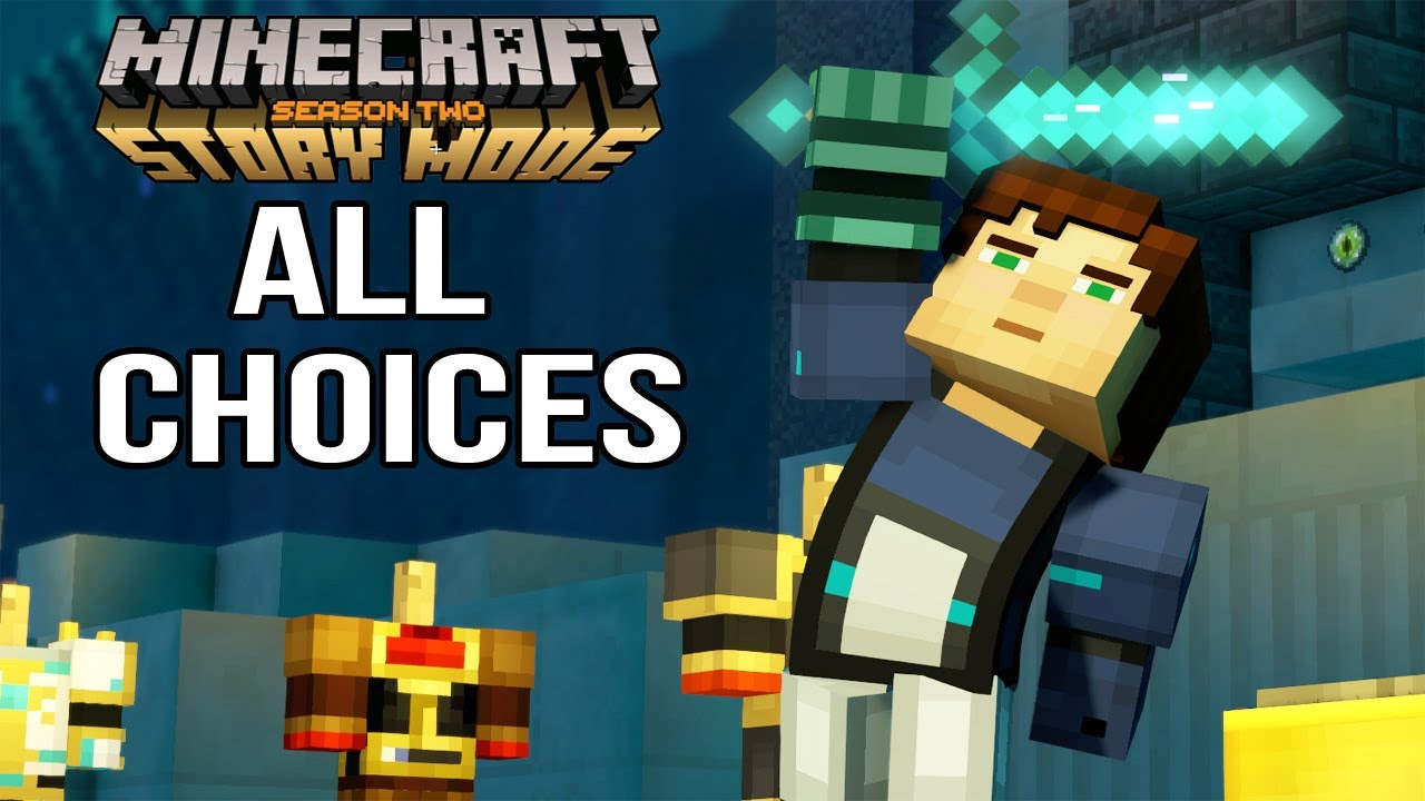 Minecraft Story Mode Season 2 Walkthrough Video Games Blogger