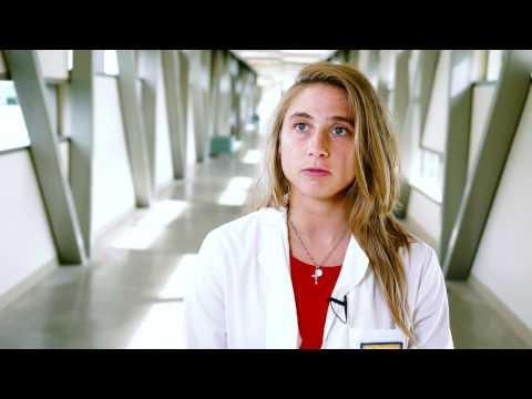 Meet Samantha, a UQ Ochsner medical student