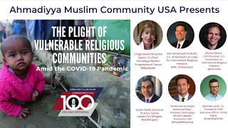 The Plight of Vulnerable Religious Communities Amid the COVID-19 Pandemic