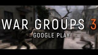 wAR GROUPS 3 КАК СДЕЛАТЬ БАЗУ?!