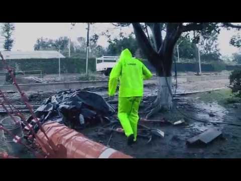 Impermeables de Alta visibilidad Urrea URREA México