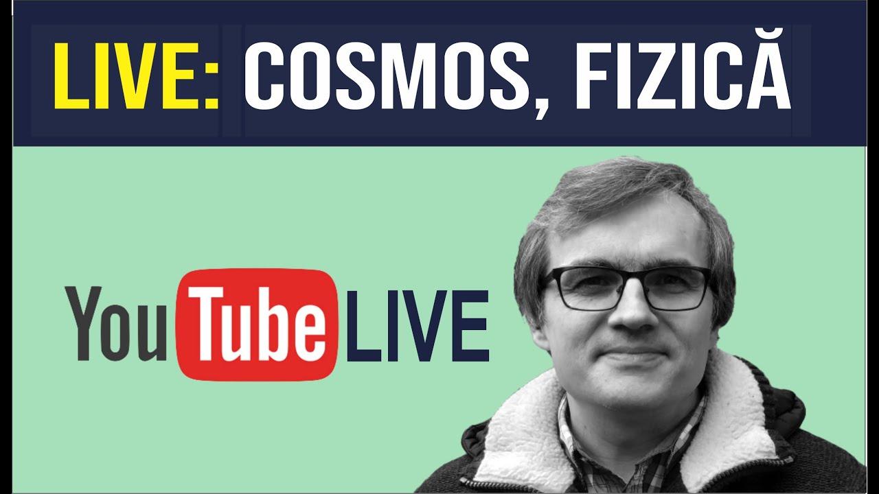 Despre Cosmos Live Stream