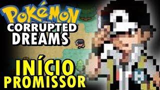 Pokémon Corrupted Dreams (Hack Rom - GBA) - O Início