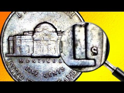 SUPER RARE S-MINT COIN FOUND IN A BOX OF NICKELS! COIN ROLL HUNTING NICKELS | COIN QUEST 8