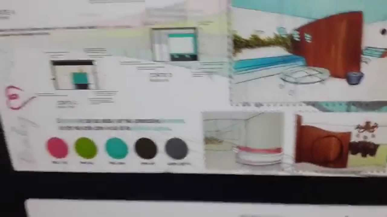 Upc dise o profesional de interiores 2014 i exposici n - Proyecto diseno de interiores ...