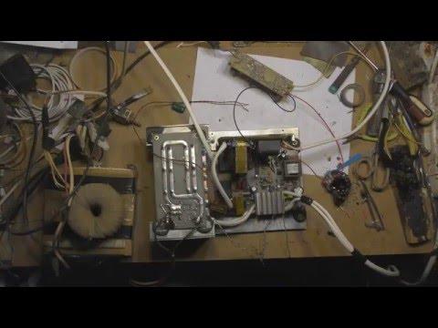 Как самому сделать индукционный котел отопления