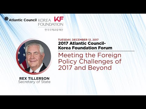 Meeting the Foreign Policy Challenges of 2017 and Beyond