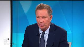 John Kasich on why he now supports Trump's impeachment