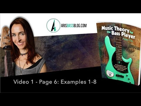 Video 1 of 89 - Page 6: Exercises 1 through 8