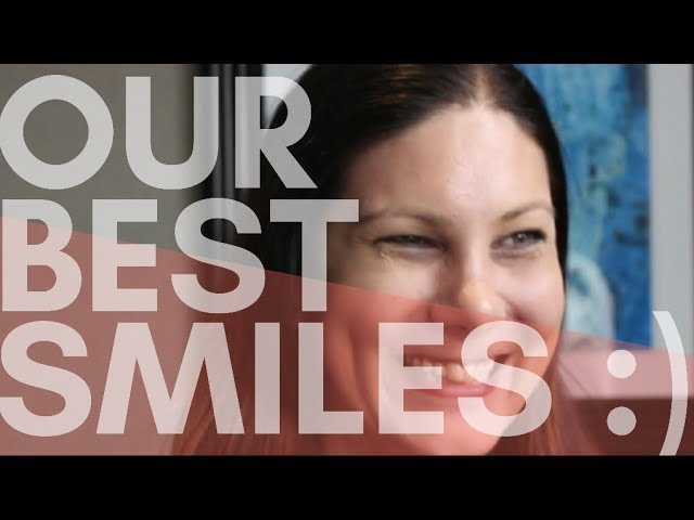 FACIALTEAM patients - Thank you for all your wonderful smiles!
