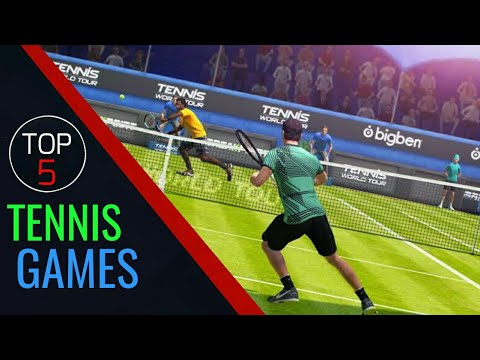 TOP 5 Tennis Games for andriod and IOS
