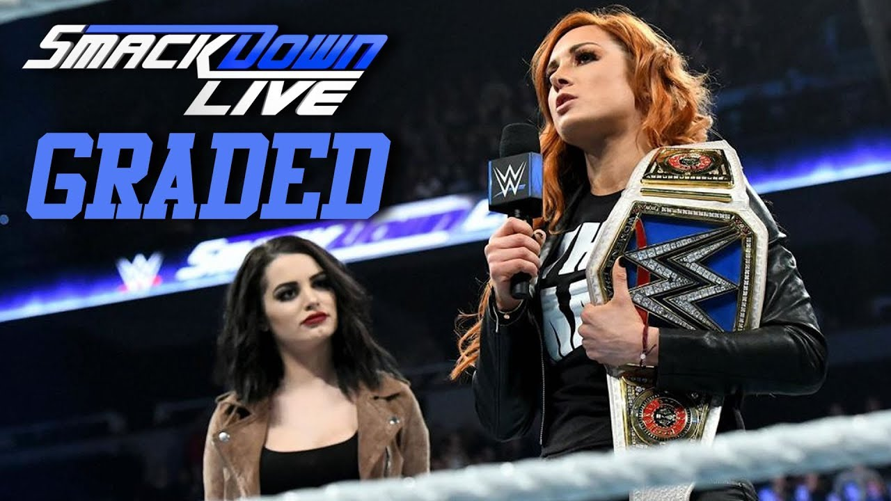 wwe-smackdown-live-graded-27-november-becky-lynch-returns-and-is-still-the-man