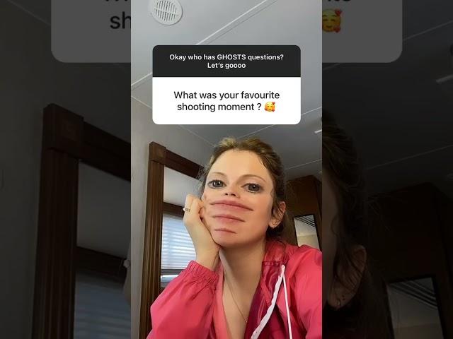 Rose McIver's Instagram Q&A (September 15, 2021)