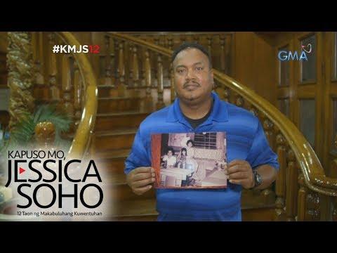Kapuso Mo, Jessica Soho: Filipino-American, balik-Pilipinas upang hanapin ang kanyang ina