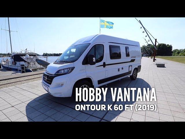 Hobby Vantana Ontour K60 FT (2019) Nem rejsevogn