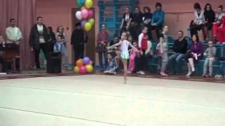 Осипова Дарина, 2008, Перм, бж, Юні Грації, Іжевськ, 13 12 2014