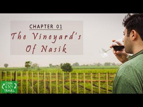 The Vineyards Of Nashik (chapter01) | Wine Capital of India | Travel Vlog 2017 |
