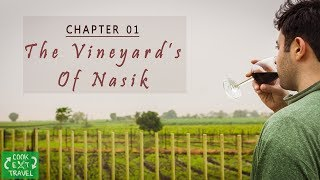 The Vineyards Of Nashik (chapter01) | Wine Capital of India | Travel Vlog 2017 |