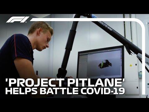 Project Pitlane   F1's Fight Against Coronavirus