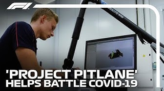 Project Pitlane | F1's Fight Against Coronavirus