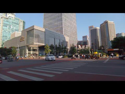[4K] Beijing Afternoon Walk - Rush hour at CBD