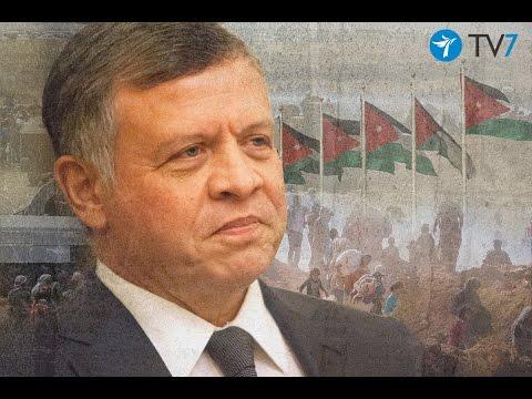 "Jerusalem Studio: ""Jordan's role in Middle Eastern Affairs"""