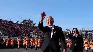 京都橘高校 Rose Parade 2018  ①