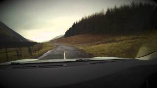 Best Driving Roads in the UK - A708 Selkirk to Moffat