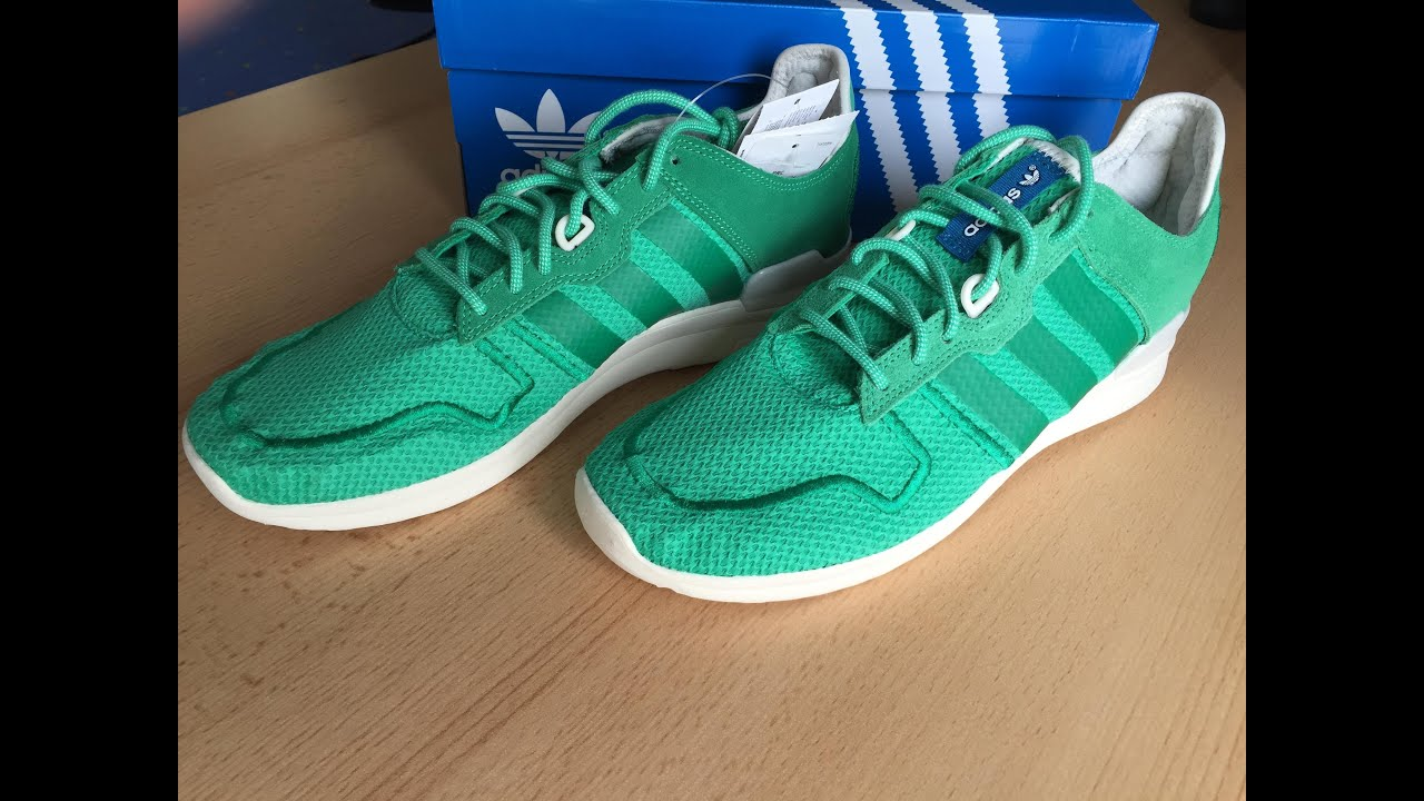 d89307b785b32 ... discount adidas originals zx 700 2.0 2015 green unboxing youtube d1bbb  1383b
