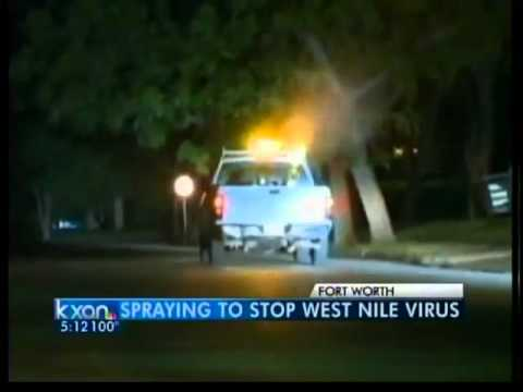 18 cases of West Nile virus in county