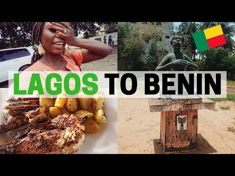 ROAD TRIP to REPUBLIC OF BENIN from LAGOS, NIGERIA | Sassy Funke