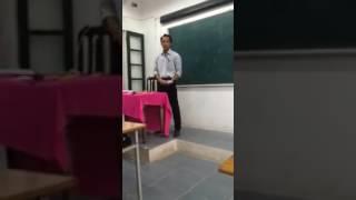 Thầy giáo hát~~~Xuân này con không về