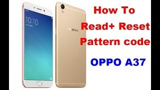 Oppo A37F Dead After Flash