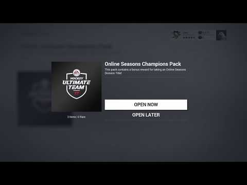 BEST PULL IN NHL 17 DIVISION PACK