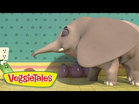 VeggieTales: Noah's Ark - Elephant in the Room