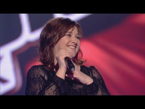 Lindsay Butler performs 'I Don't Wanna Talk About It' - The Voice UK - Blind Auditions 4 - BBC One